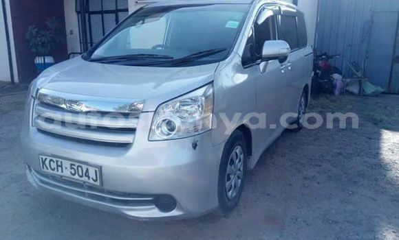 Buy Used Toyota Noah Silver Car in Nairobi in Nairobi