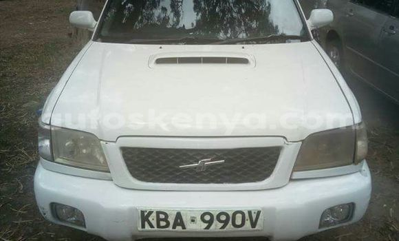 Buy Used Subaru Forester White Car in Nairobi in Nairobi