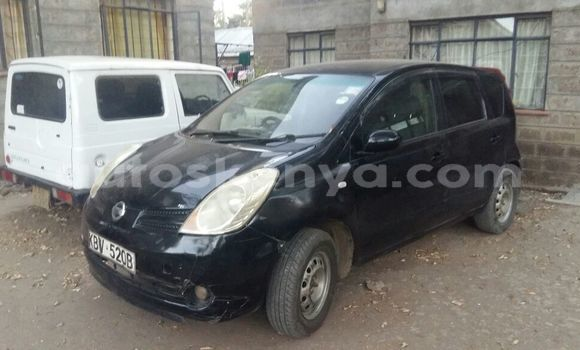 Buy Used Nissan Note Black Car in Ongata Rongai in Nairobi