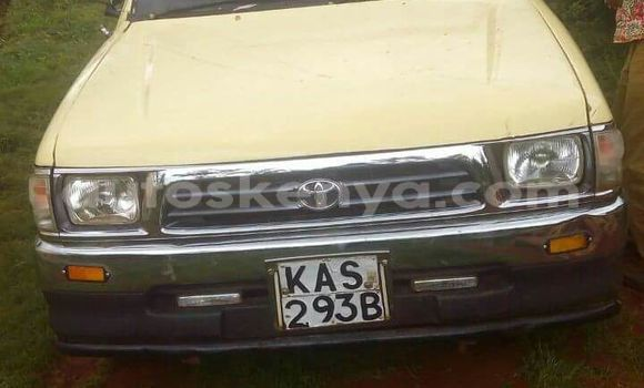 Buy Used Toyota Hilux White Car in Nairobi in Nairobi
