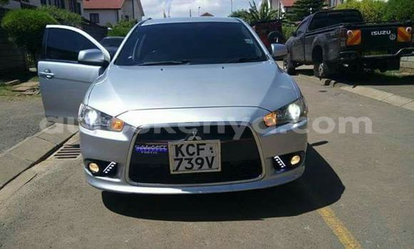 Buy Used Mitsubishi Outlander White Car in Nairobi in Nairobi