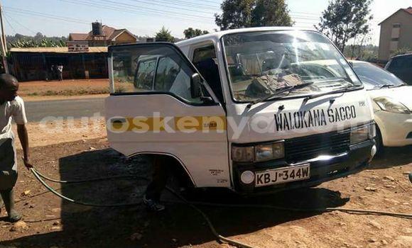 Buy Used Nissan QD White Car in Nairobi in Nairobi