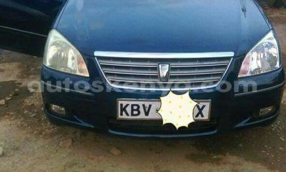Buy Used Toyota Premio Blue Car in Nairobi in Nairobi