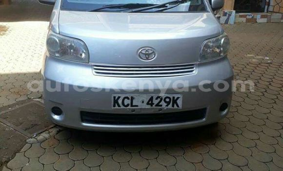 Buy Used Toyota Porte Silver Car in Nairobi in Nairobi