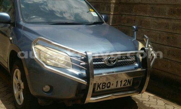 Buy Used Toyota RAV4 Blue Car in Nairobi in Nairobi