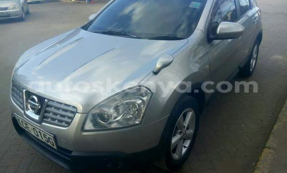 Buy Used Nissan Dualis Silver Car in Nairobi in Nairobi