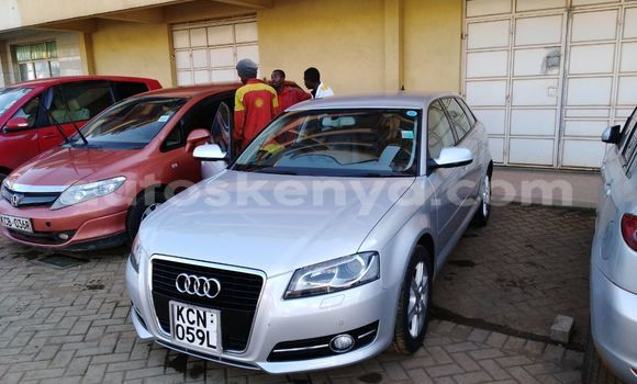 Buy Used Audi A3 Silver Car in Nairobi in Nairobi