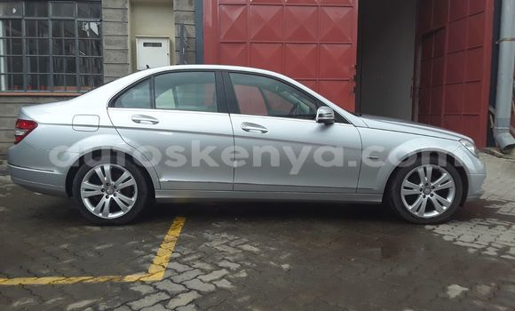 Buy Used Mercedes Benz 200 Silver Car in Nairobi in Nairobi
