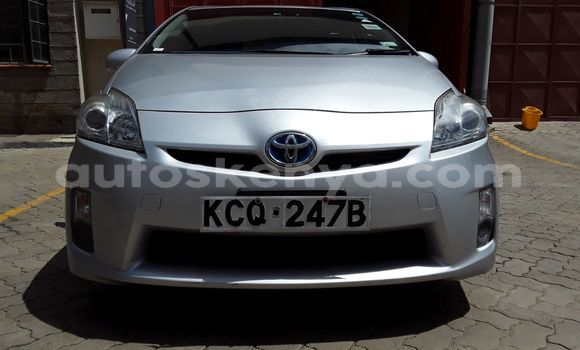 Buy Used Toyota Prius Silver Car in Nairobi in Nairobi