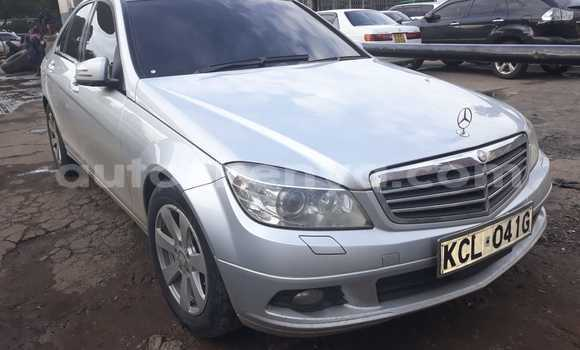 Buy Used Mercedes‒Benz C–Class Silver Car in Nairobi in Nairobi
