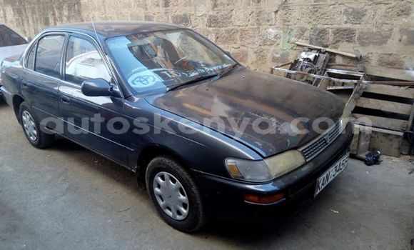 Buy Used Toyota Avensis Black Car in Nairobi in Nairobi