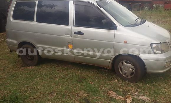 Buy Used Toyota Noah Silver Car in Eldoret in Rift Valley