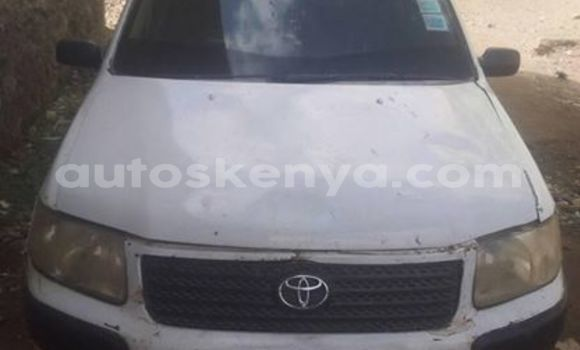 Buy Used Toyota Spacio White Car in Nairobi in Nairobi