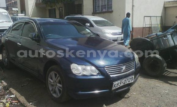 Buy Used Toyota Mark X Other Car in Nairobi in Nairobi