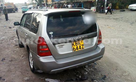 Buy Used Subaru Forester Silver Car in Kitengela in Nairobi