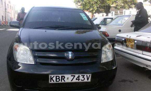 Buy Used Toyota IST Black Car in Nairobi in Nairobi