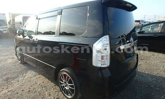 Buy New Toyota Noah Black Car in Nairobi in Nairobi