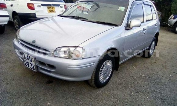 Buy Used Toyota Starlet Silver Car in Nakuru in Rift Valley