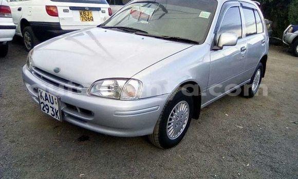Buy Used Toyota Starlet Silver Car in Nakuru in Rift Valley