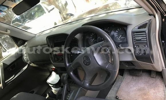 Buy Used Mitsubishi Pajero Other Car in Nairobi in Nairobi