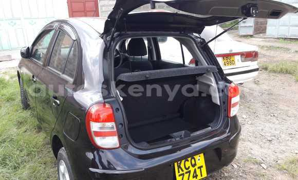 Buy Used Nissan March Other Car in Nairobi in Nairobi
