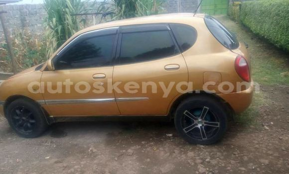 Buy Used Toyota Duet Brown Car in Nairobi in Nairobi