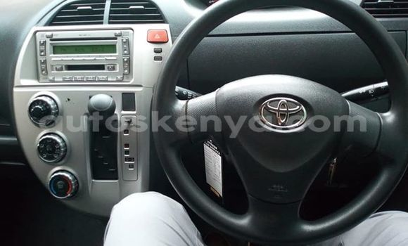 Buy Used Toyota Ractis Silver Car in Nairobi in Nairobi