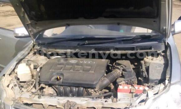 Buy Used Toyota Premio Silver Car in Nairobi in Nairobi