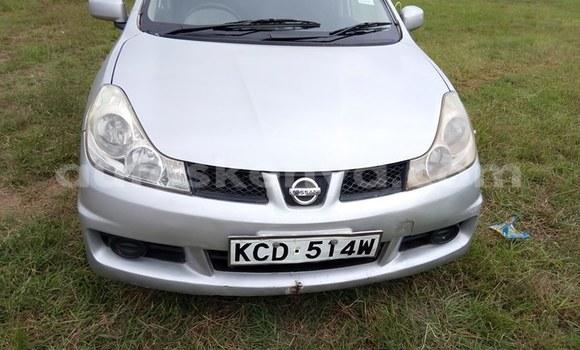 Buy Used Nissan Wingroad Silver Car in Nairobi in Nairobi