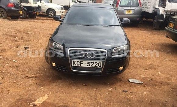 Buy Used Audi A3 Black Car in Nairobi in Nairobi