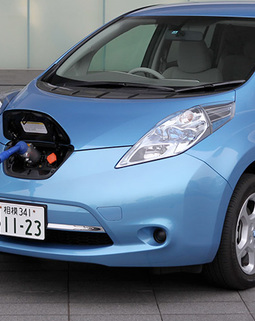 Thumb nissan leaf