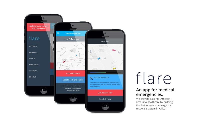 Flare 1