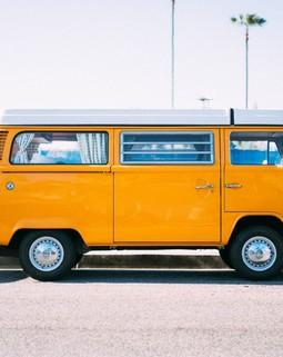 Thumb van vw volkswagen vw van yellow 50943.jpg d