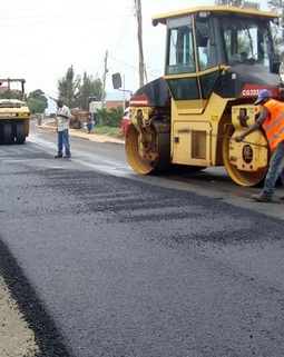 Thumb road construction in jos plateau state
