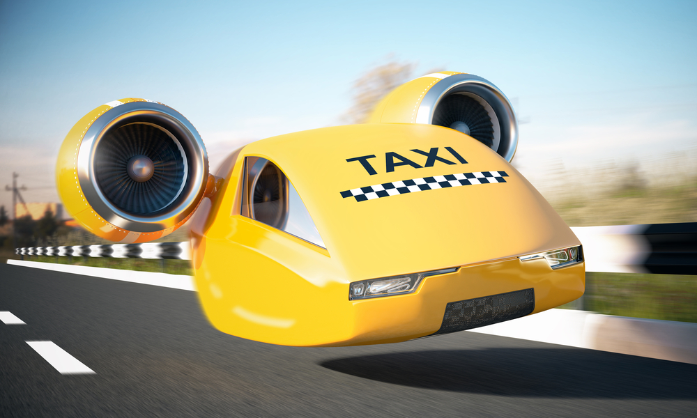 Flying Taxis In Kenya Autoskenya Com